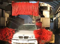 Manufacturing Car Wash Products