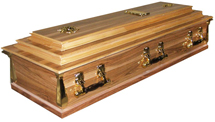 Flat Top Casket